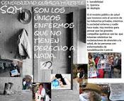 Enfermedades de sensibilización central, son los únicos ciudadanos sin asistencia médica pública.