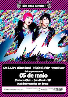 LM. C Brazil Tour 2012