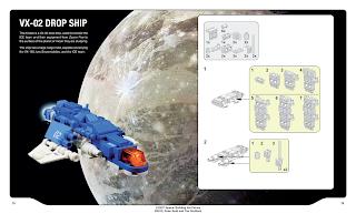 VX-O2 Drop Ship