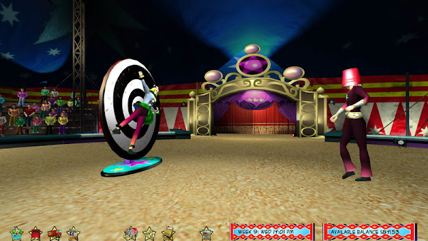 Screen Shot Of Circus World (2013) Full PC Game Free Download At worldfree4u.com