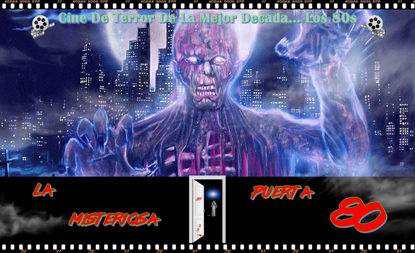 Mi blog de cine de terror de los 80s
