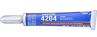 Amostra Gratis Cola Loctite 4204