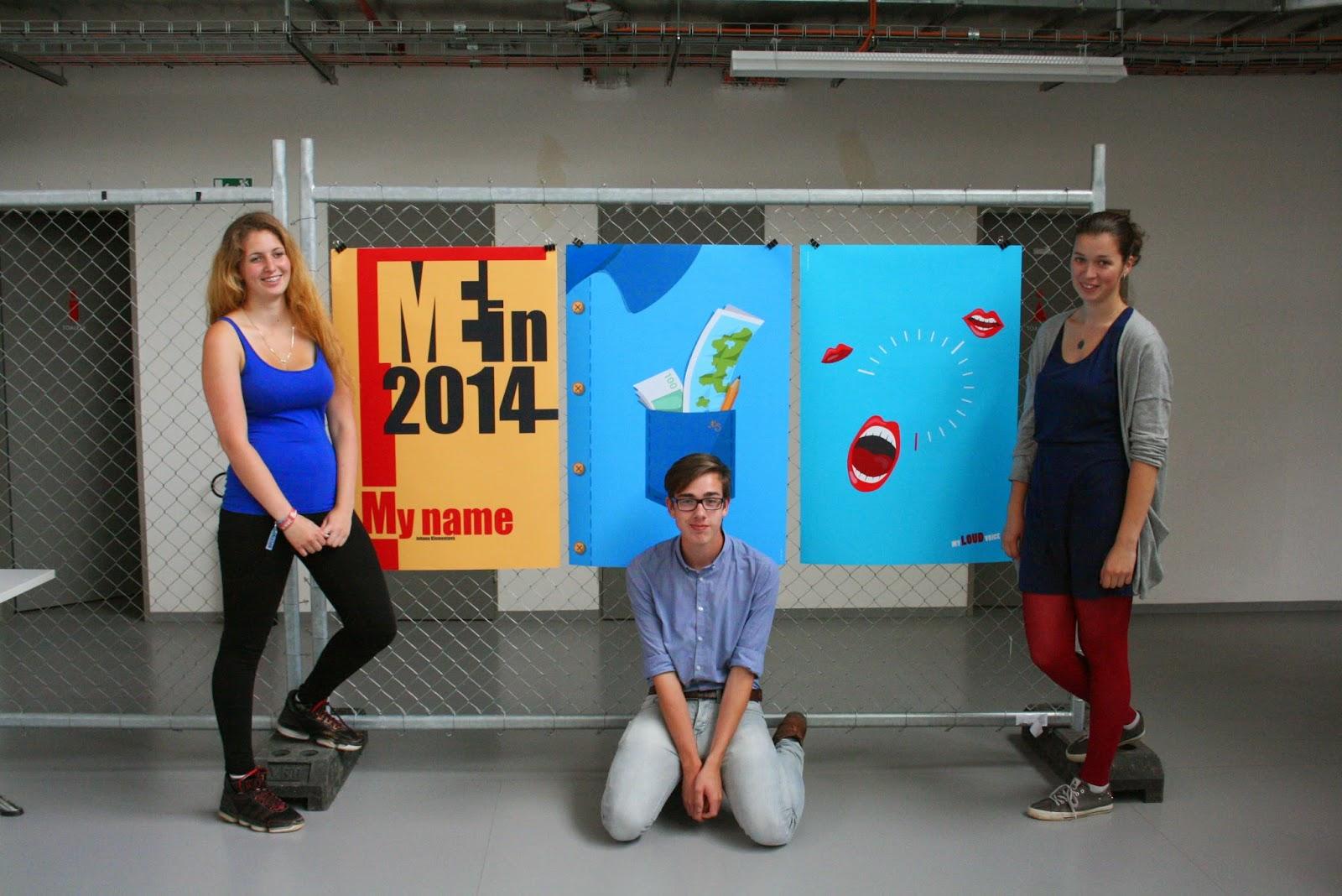 ArtCamp, grafický design a plakát