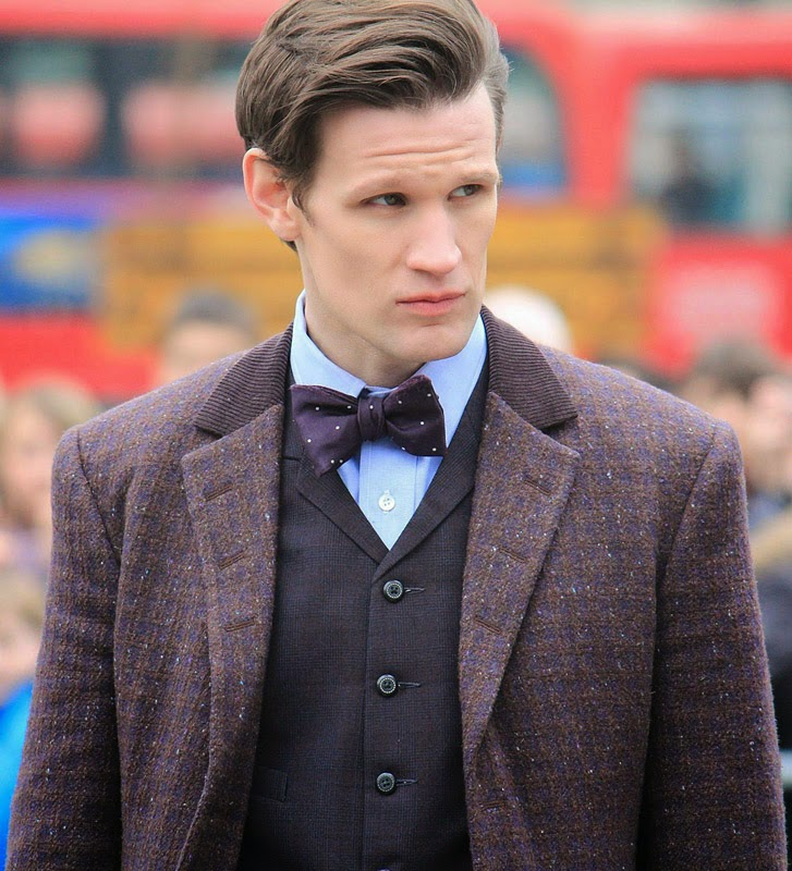Making My 11th Doctor Costume: Fabric Friday - The Day Of ...