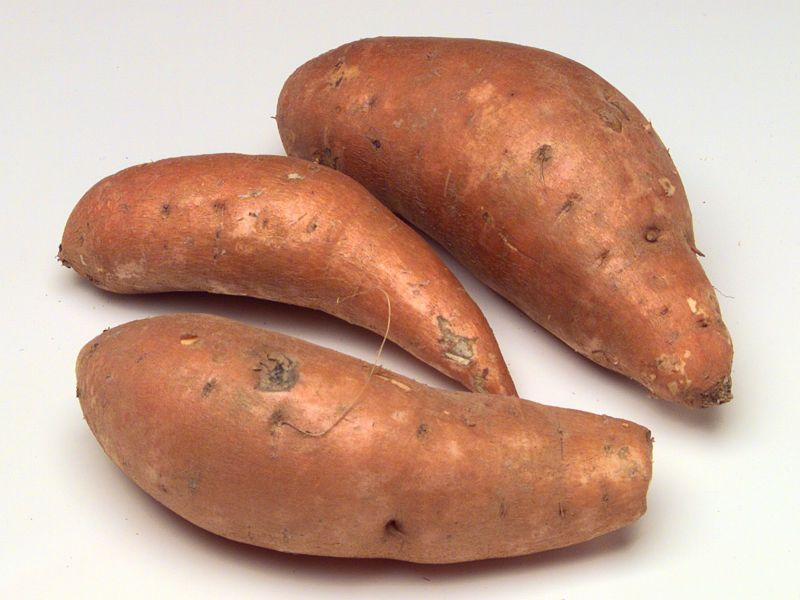 The Outer Aisle: Sah-weet! Sweet Potatoes 3 ways!