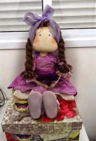 My Ragdoll Tilda / Minha boneca de Pano Tilda