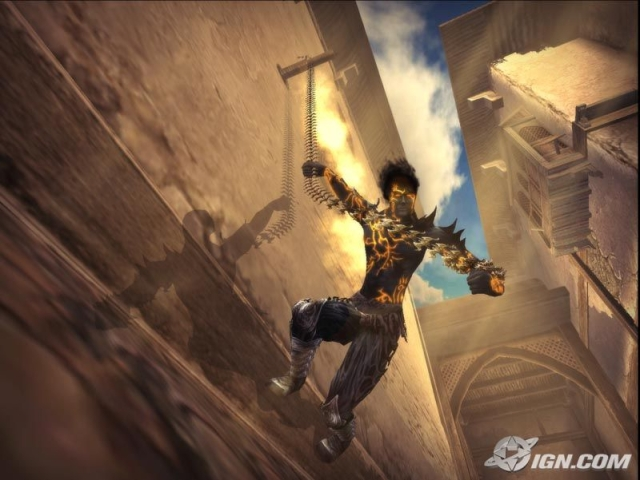 Free Pc Games Prince Of Persia The Two Thrones Highly Compressed