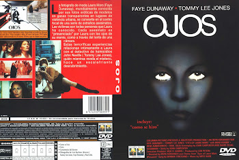 Carátula dvd: Los ojos de Laura Mars (1978) (Eyes of Laura Mars)