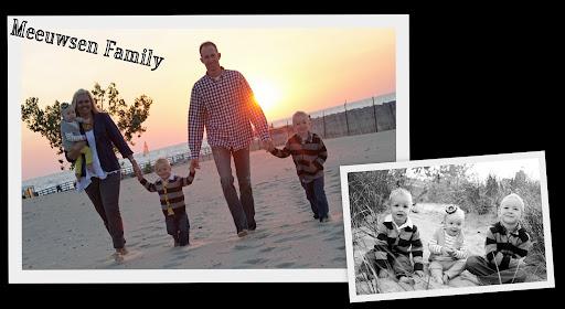 Meeuwsen Family