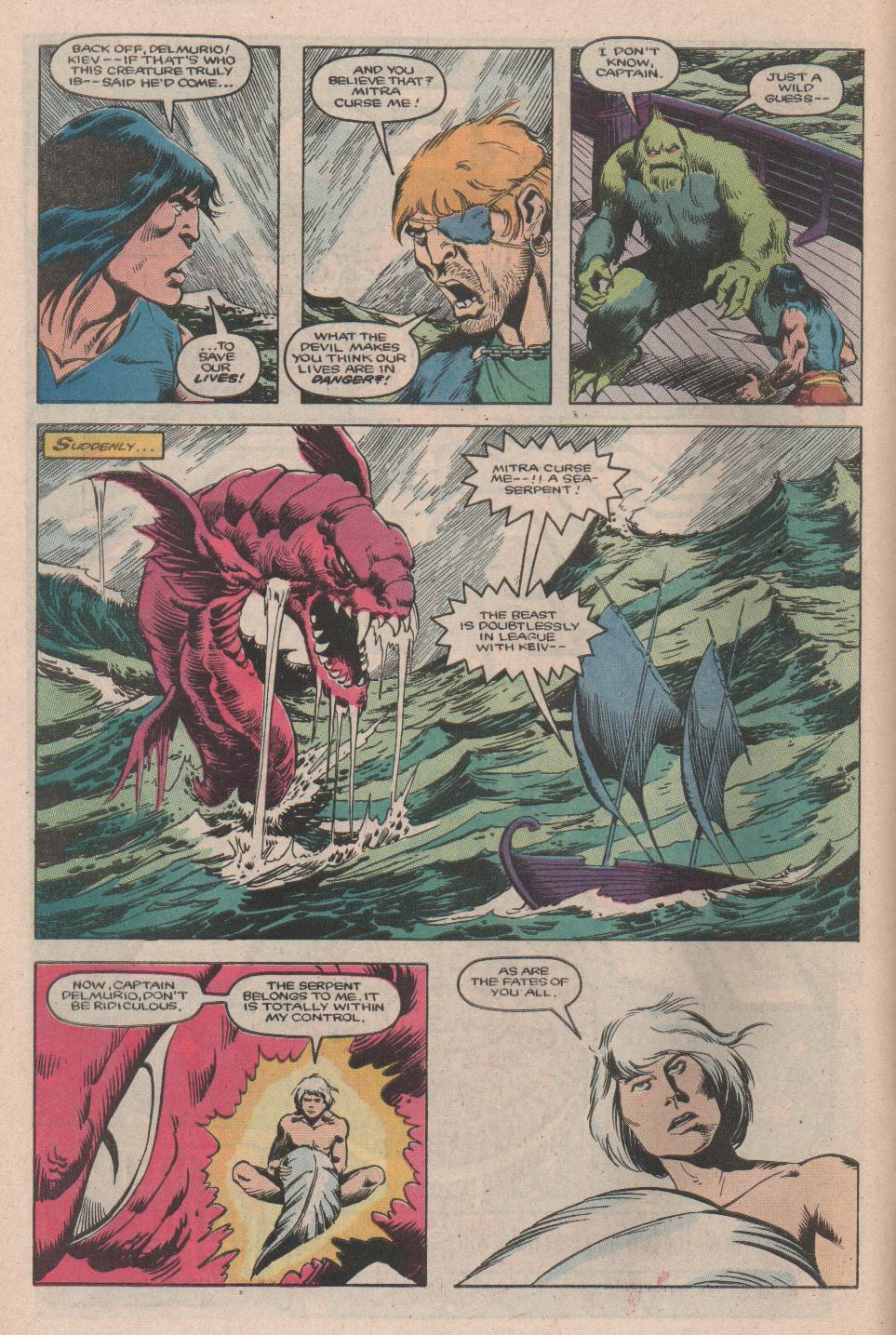 Conan the Barbarian (1970) Issue #177 #189 - English 7