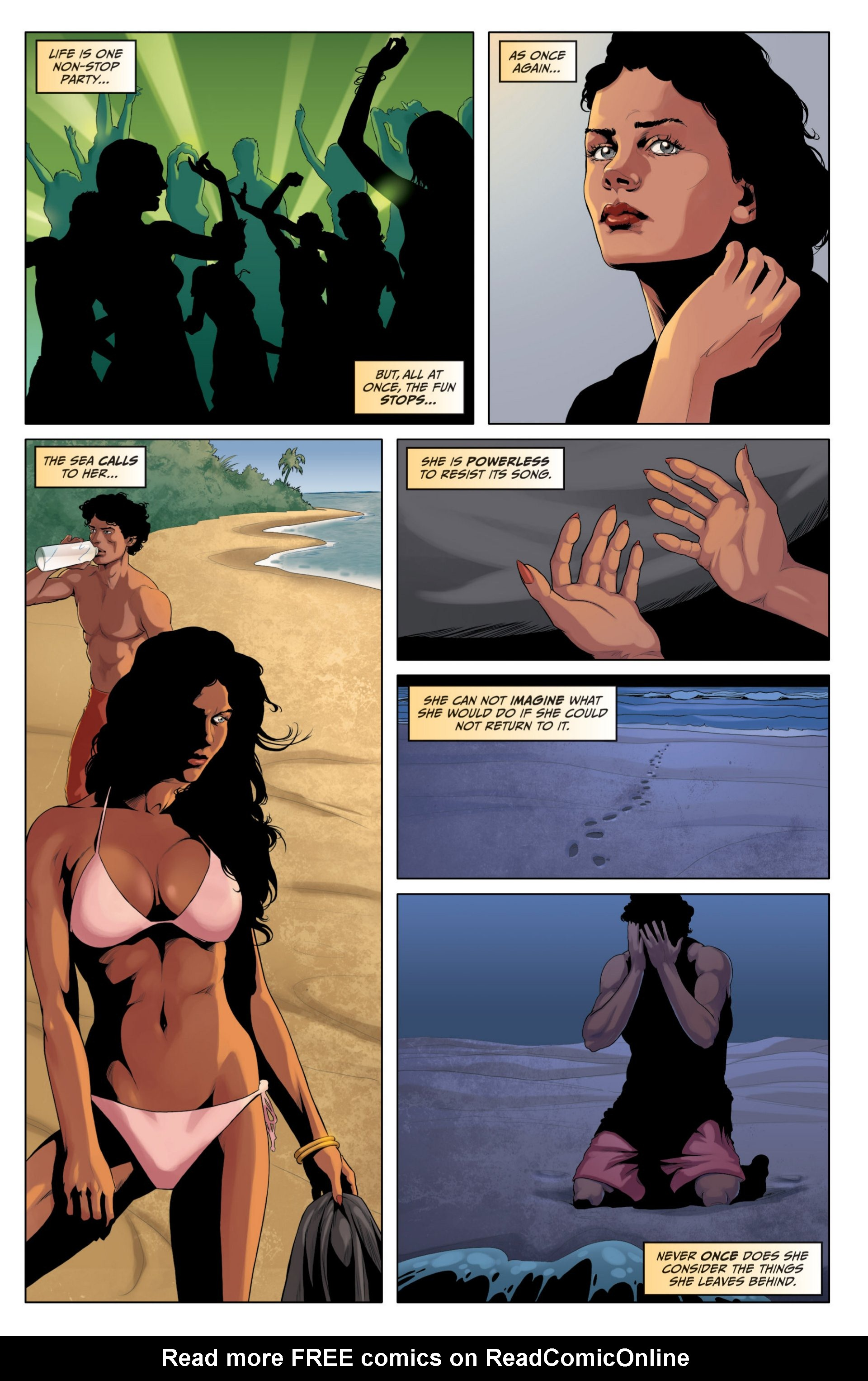 Grimm Fairy Tales (2005) Issue #82 #85 - English 12
