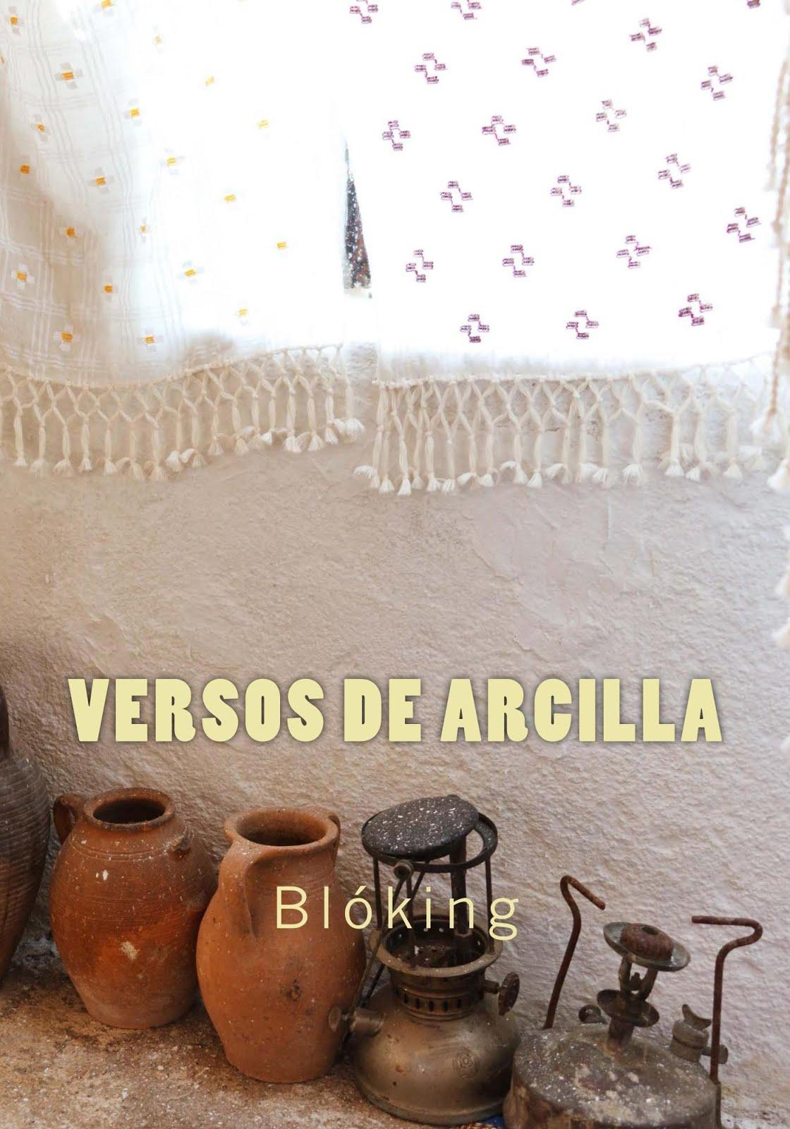 #Obra 32 - Versos de arcilla
