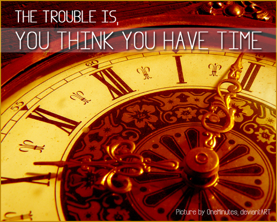 The trouble is you think you have time, classic old clock, classic clock, gambar jam klasik, gambar jam lama
