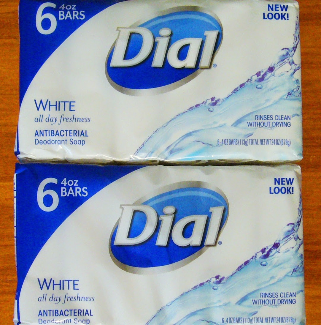 12 bars of Dial for $1 ad CVS