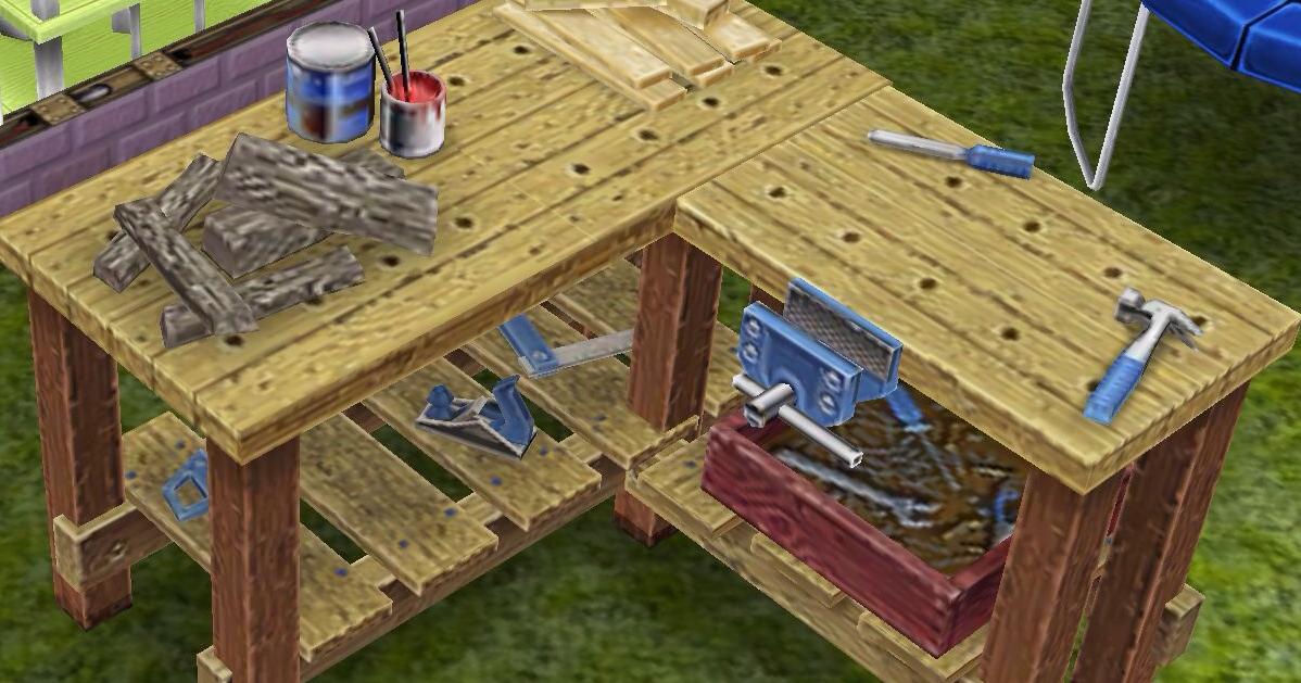 30 Original Woodworking Bench Sims | egorlin.com
