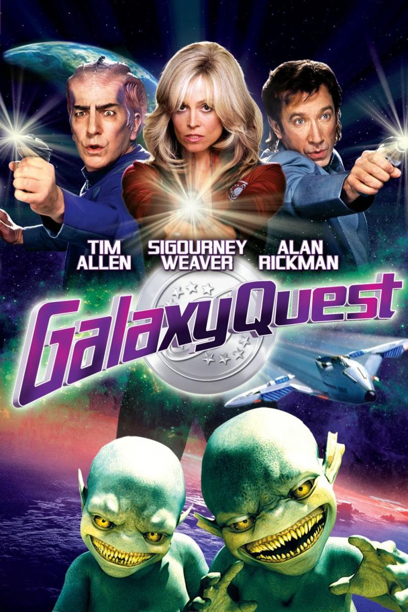 Galaxy Quest (1999) สงครามเอเลี่ยน บึ้มส์จักรวาล