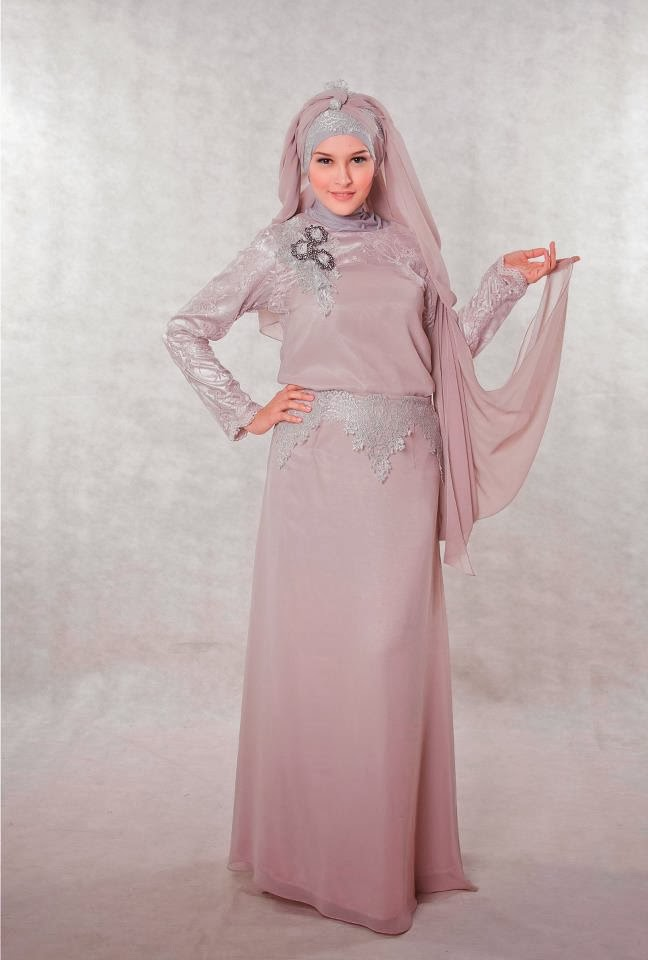 gaun kebaya modern - contoh desain model kebaya modern