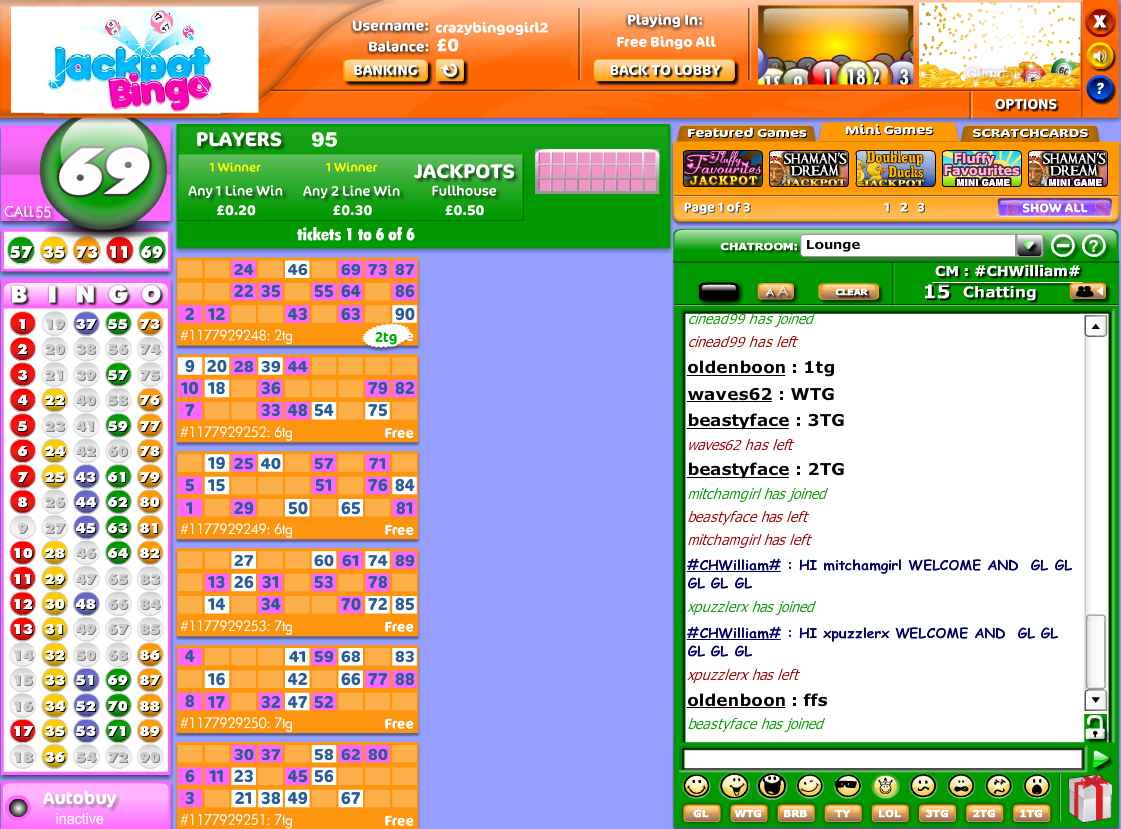 Jackpot Bingo Review – Is this A Scam Site to Avoid