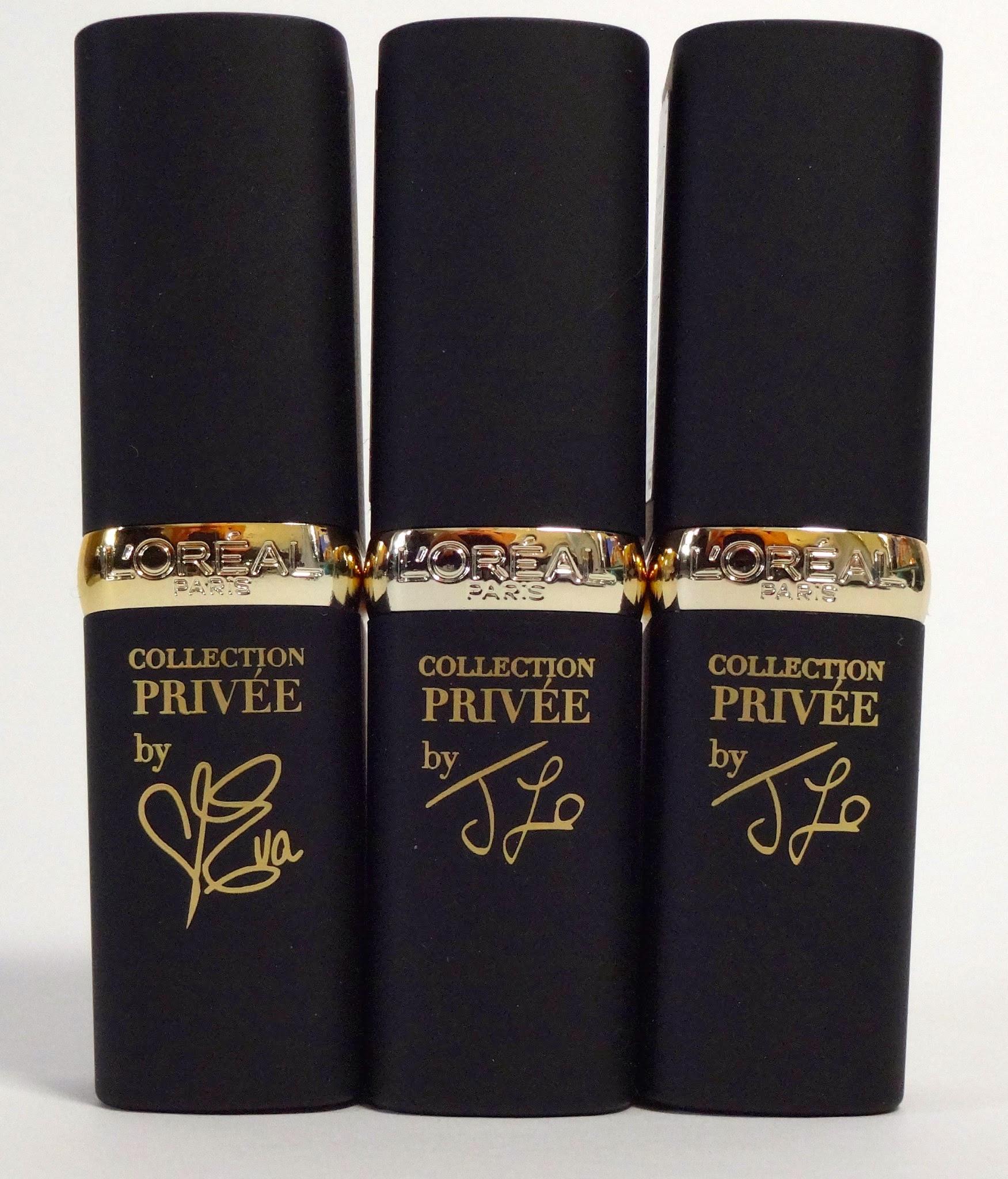 Classy Cassy: LOREAL Color Riche Collection Privee by Eva