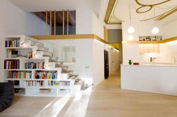 Simple White Apartment Interior Designs | Home Design Ideas