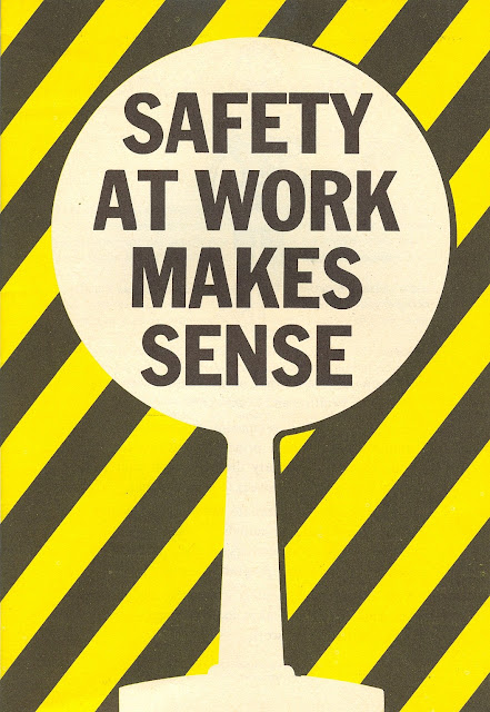 Safety At Work : Days of grrs safety at work makes sense