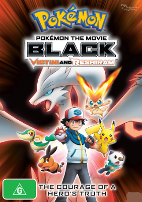 Pokemon The Movie Black