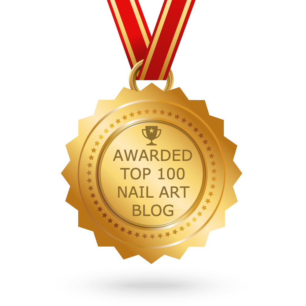 Awarded Top 100 Nail Art Blog