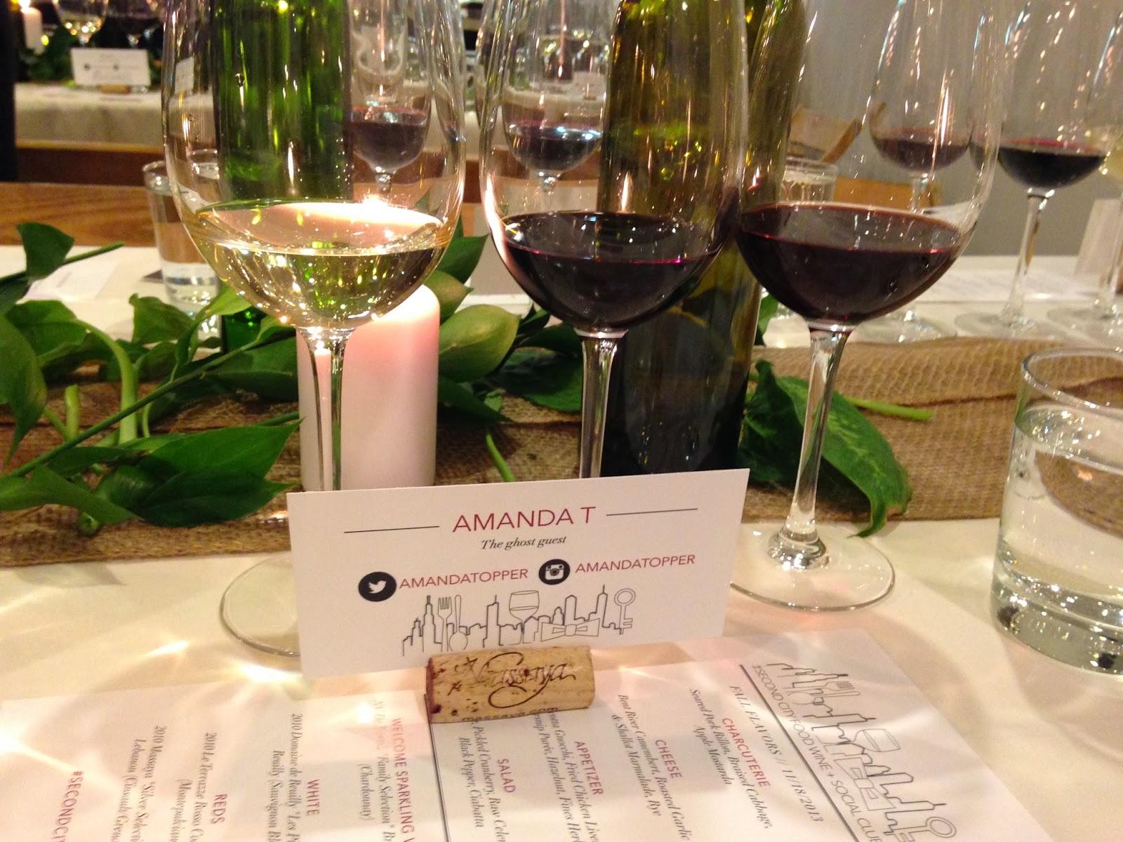 second city food wine   social club