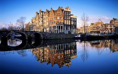Netherland Town city wallpapers Holland