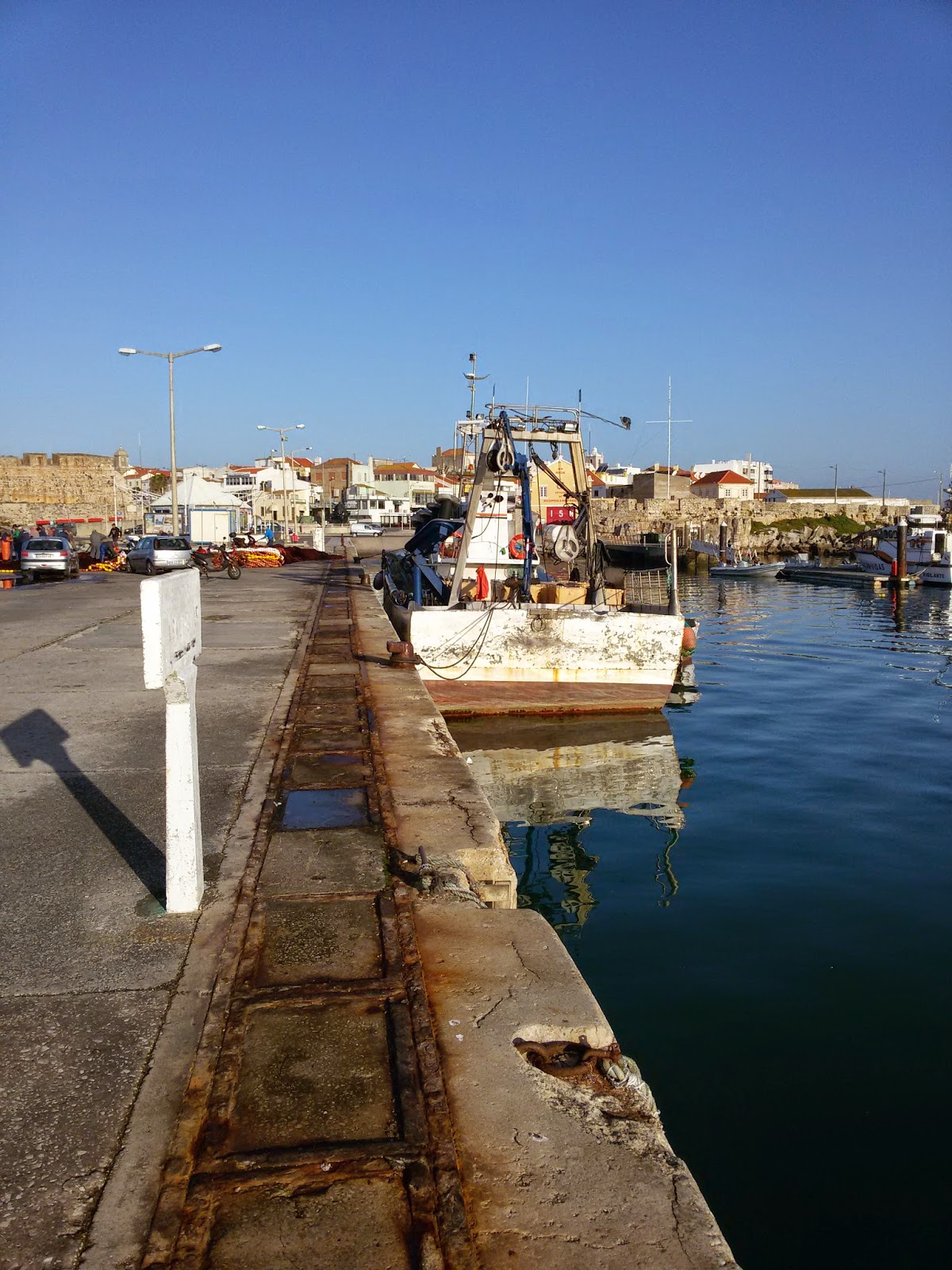 fishing fleet in Portugal