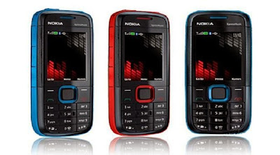 Ponsel Terlaris Di Dunia - Nokia 5130 Xpress Music
