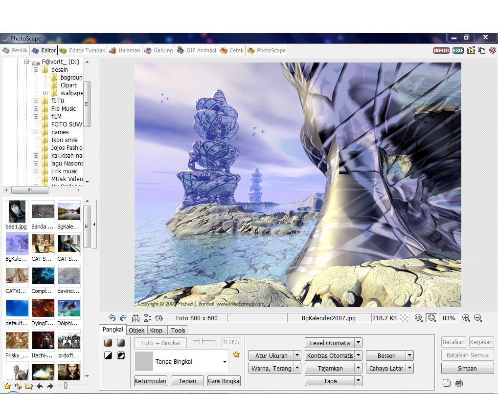 Free Download Photoscape Terbaru 2013 Full Version
