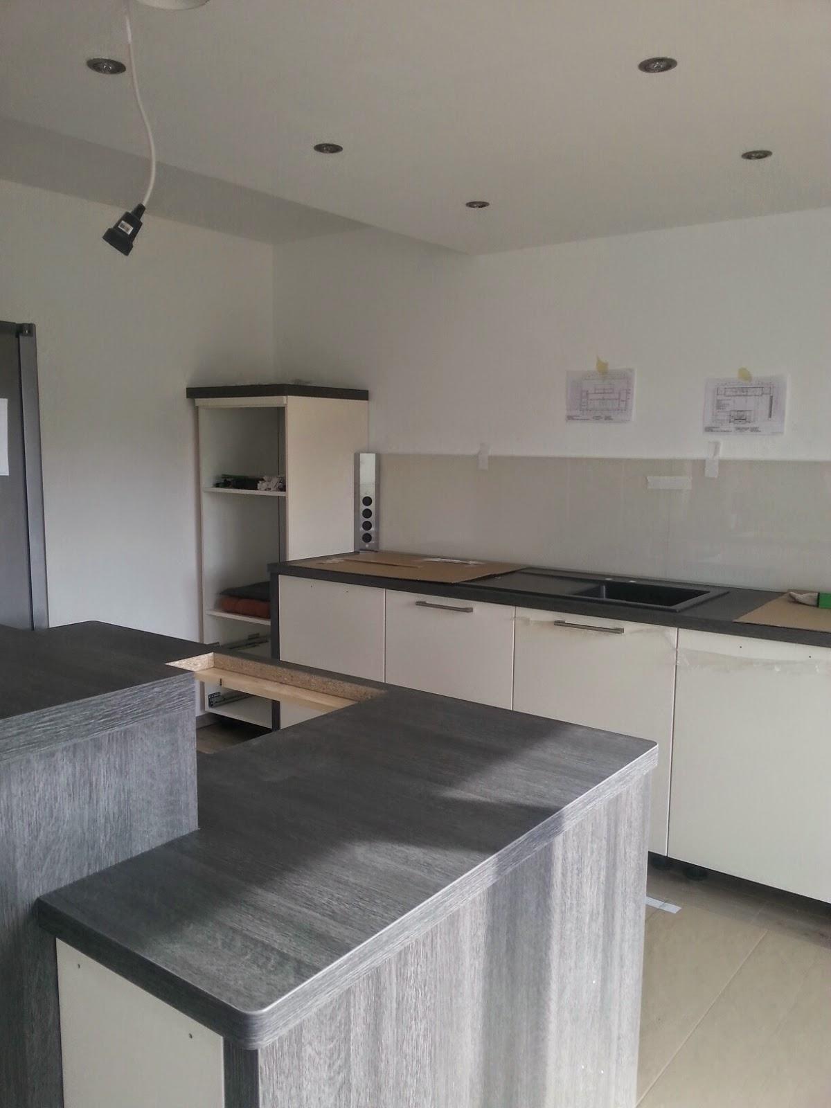 Baublog Heinz von Heiden! Unser Traum vom Haus: Die Küche kommt!!!!