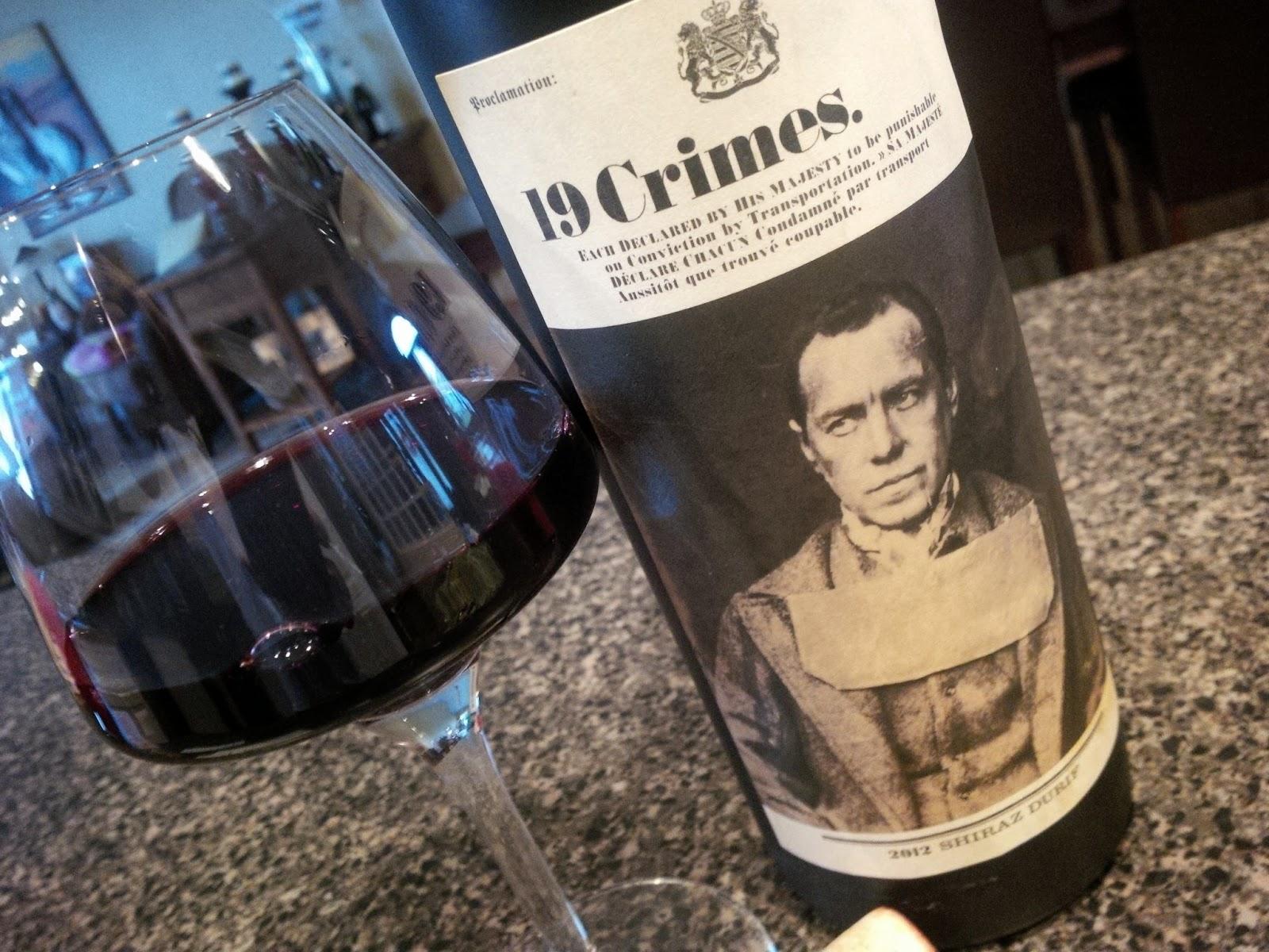 un criminel de bon vin bbq