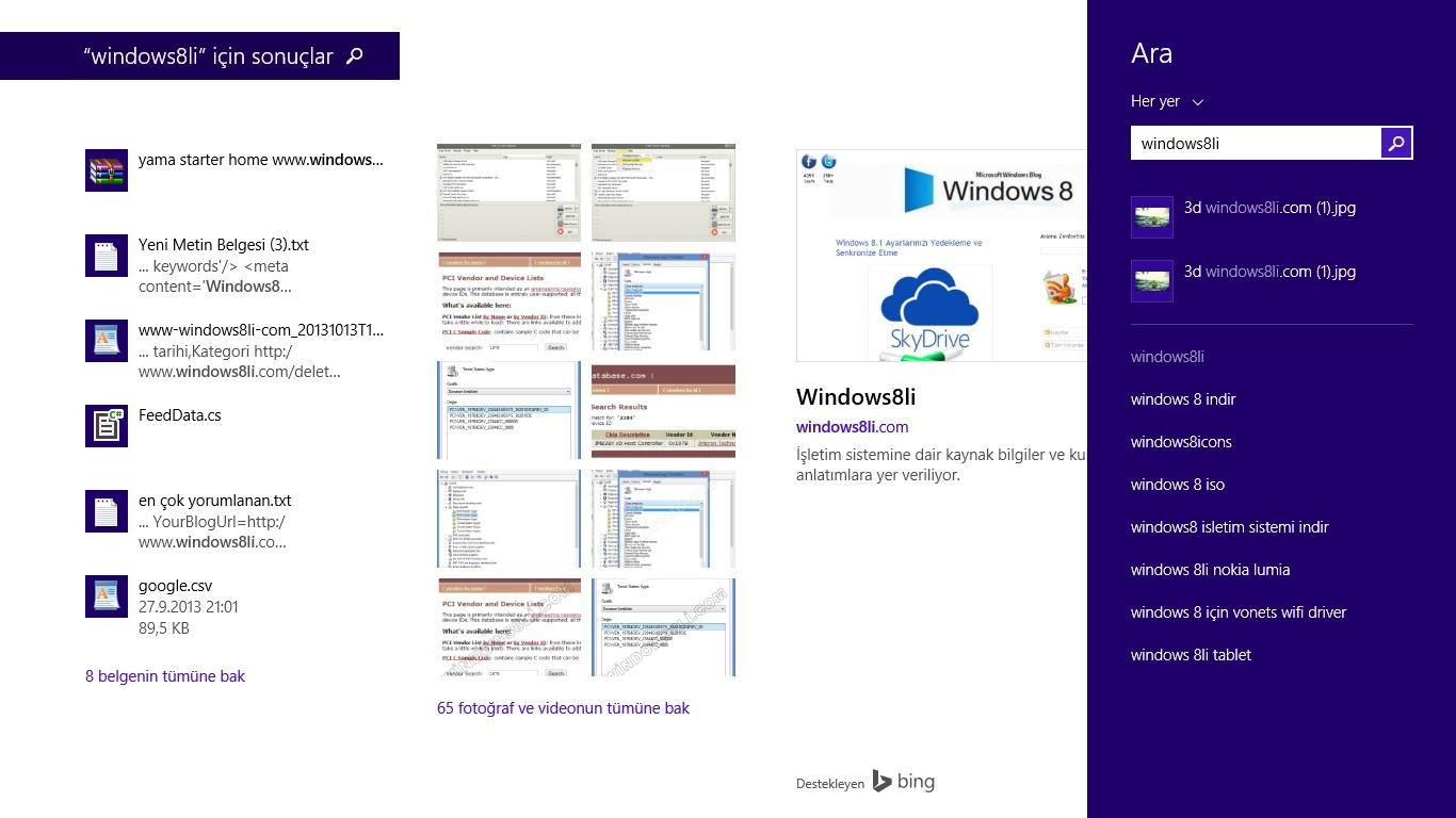 Windows 7 ve Windows 7 arasındaki farklar nelerdir