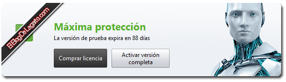 Seriales y Licencias para NOD32, Eset Smart Security gratis 90 Dias