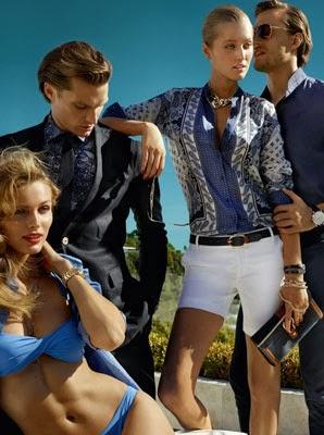 Massimo Dutti primavera verano 2014 moda ropa mujer y hombre
