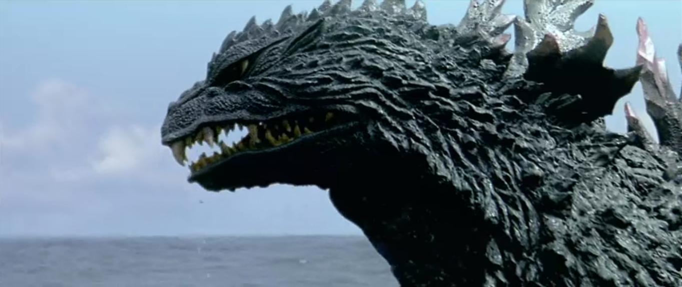 Godzilla vs  Megaguirus - Godzilla side view pngGodzilla 2000 Vs Megaguirus
