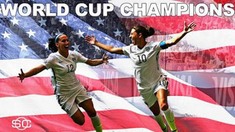 Women's World Cup FIFA 2015 USWNT