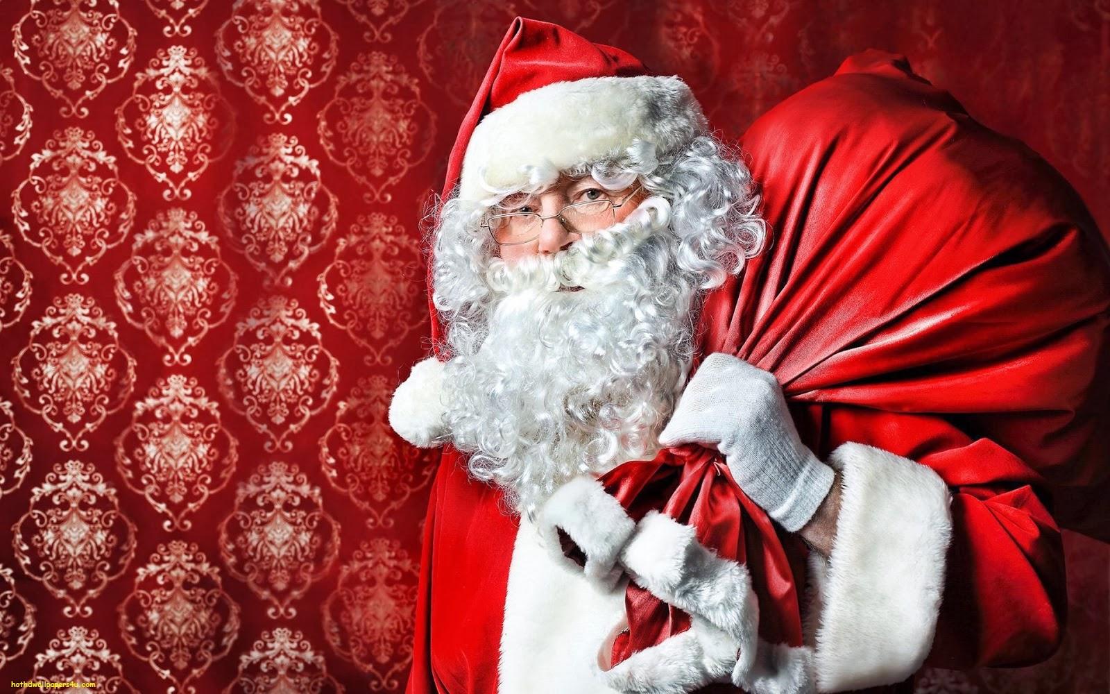 hd wallpapers santa claus wallpapers free download