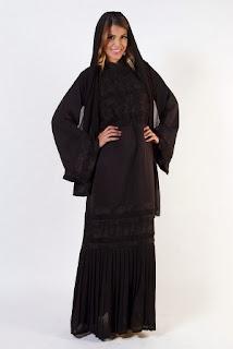 arabic abaya styles