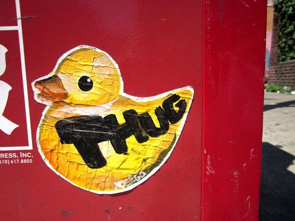 Thug Duck!