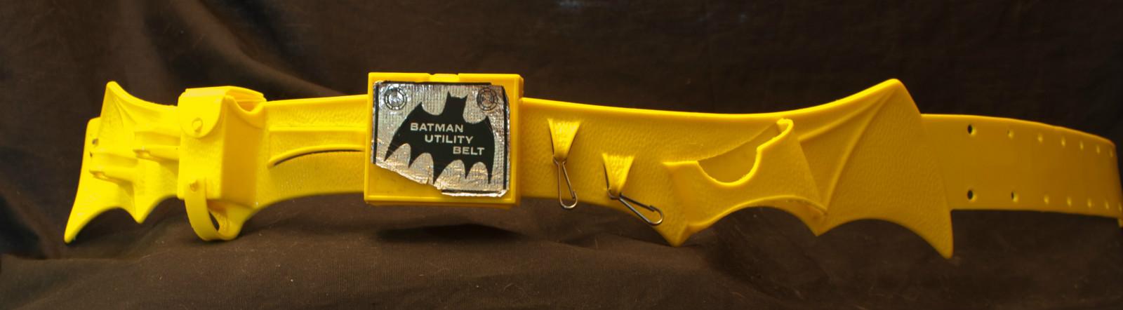 Bat Brick Batman Tool : The bat channel s batman utility belt by ideal