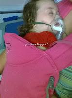 porte-bébé meitai meï-taï LLA ling ling d'amour portage asthme aérosol tissu écharpe bambin bébé