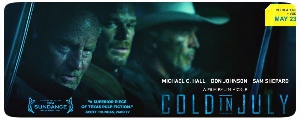 Cold in July 2014 HD Movie Triler Captures