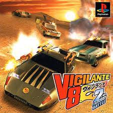 Game Vigilante 8