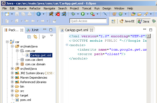 how to create applicationcontext xml in eclipse
