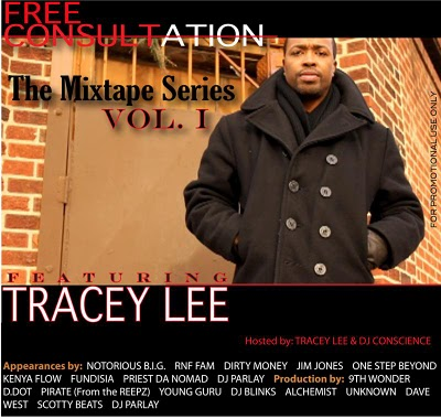 TRACEY LEE &amp; DJ CONSCIENCE:: FREE CONSULTATION MIXTAPE