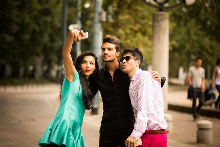 Mariano Di Vario Selfie