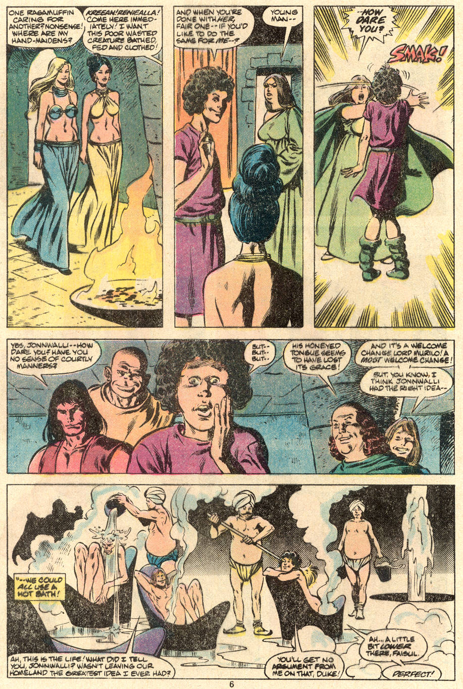 Conan the Barbarian (1970) Issue #123 #135 - English 6